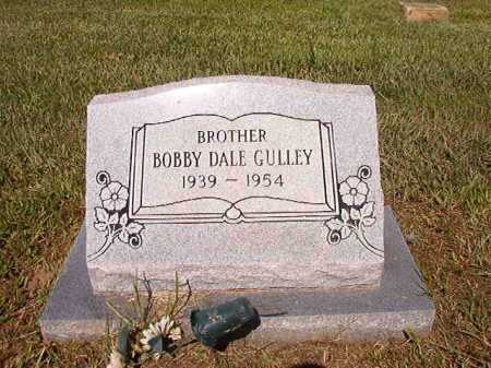 GULLEY, BOBBY DALE - Ouachita County, Arkansas   BOBBY DALE GULLEY - Arkansas Gravestone Photos