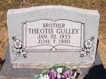 GULLEY, THEOTIS - Ouachita County, Arkansas   THEOTIS GULLEY - Arkansas Gravestone Photos