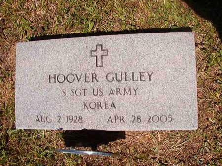 GULLEY (VETERAN KOR), HOOVER - Ouachita County, Arkansas   HOOVER GULLEY (VETERAN KOR) - Arkansas Gravestone Photos