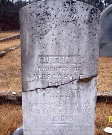 HALE, EURELIA L - Ouachita County, Arkansas | EURELIA L HALE - Arkansas Gravestone Photos
