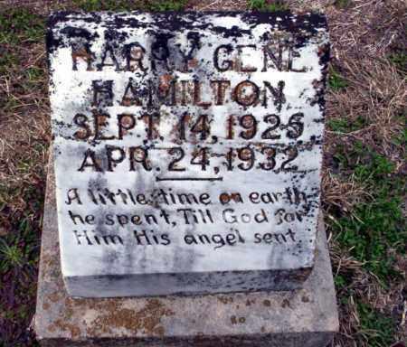 HAMILTON, MARY GENE - Ouachita County, Arkansas | MARY GENE HAMILTON - Arkansas Gravestone Photos