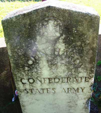 HARDY (VETERAN CSA), JOHN - Ouachita County, Arkansas | JOHN HARDY (VETERAN CSA) - Arkansas Gravestone Photos