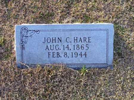 HARE, JOHN C - Ouachita County, Arkansas   JOHN C HARE - Arkansas Gravestone Photos
