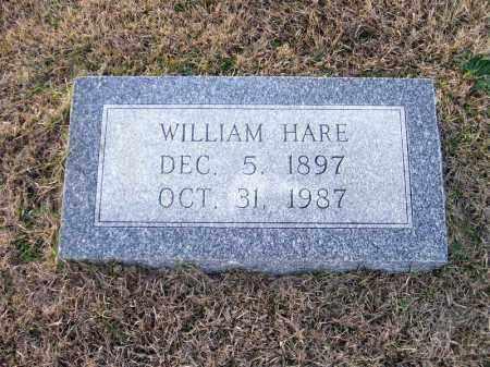 HARE, WILLIAM - Ouachita County, Arkansas | WILLIAM HARE - Arkansas Gravestone Photos