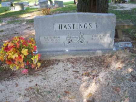 HASTINGS, SAMUEL HENRY - Ouachita County, Arkansas   SAMUEL HENRY HASTINGS - Arkansas Gravestone Photos