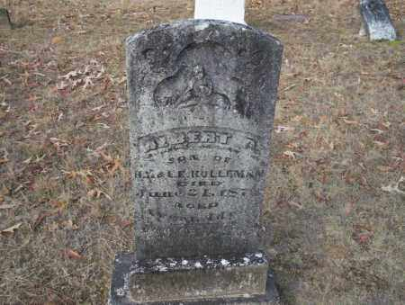 HOLLEMAN, ALBERT G - Ouachita County, Arkansas | ALBERT G HOLLEMAN - Arkansas Gravestone Photos