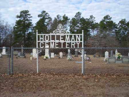 *HOLLEMAN, CEMETERY - Ouachita County, Arkansas | CEMETERY *HOLLEMAN - Arkansas Gravestone Photos
