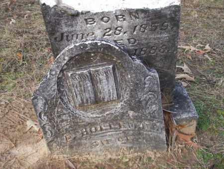 HOLLEMAN, C.P. - Ouachita County, Arkansas | C.P. HOLLEMAN - Arkansas Gravestone Photos