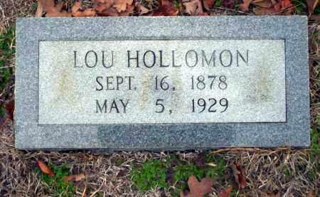 HOLLOMAN, LOU - Ouachita County, Arkansas | LOU HOLLOMAN - Arkansas Gravestone Photos