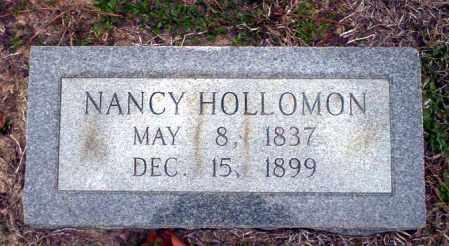 HOLLOMAN, NANCY - Ouachita County, Arkansas   NANCY HOLLOMAN - Arkansas Gravestone Photos