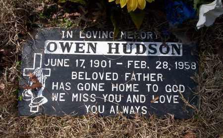 HUDSON, OWEN - Ouachita County, Arkansas | OWEN HUDSON - Arkansas Gravestone Photos