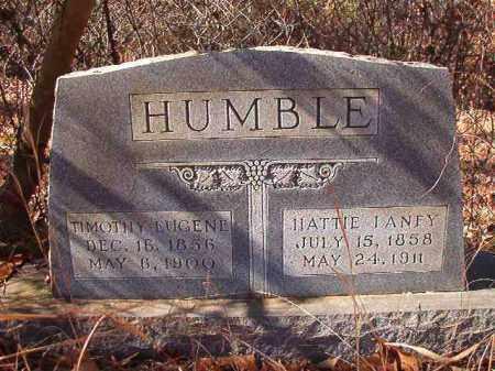 HUMBLE, TIMOTHY EUGENE - Ouachita County, Arkansas | TIMOTHY EUGENE HUMBLE - Arkansas Gravestone Photos