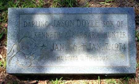 HUNTER, JASON DOYLE - Ouachita County, Arkansas | JASON DOYLE HUNTER - Arkansas Gravestone Photos