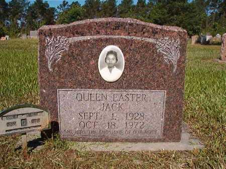 JACK, QUEEN EASTER - Ouachita County, Arkansas | QUEEN EASTER JACK - Arkansas Gravestone Photos