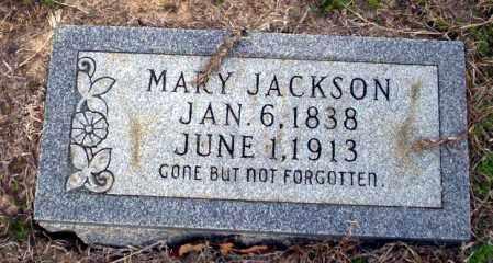 JACKSON, MARY - Ouachita County, Arkansas   MARY JACKSON - Arkansas Gravestone Photos