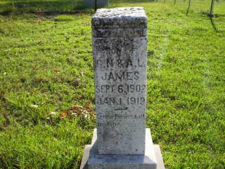 JAMES, INFANT - Ouachita County, Arkansas | INFANT JAMES - Arkansas Gravestone Photos