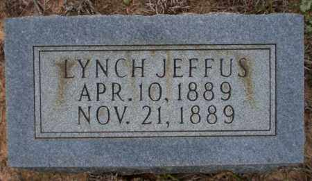 JEFFUS, LYNCH - Ouachita County, Arkansas | LYNCH JEFFUS - Arkansas Gravestone Photos