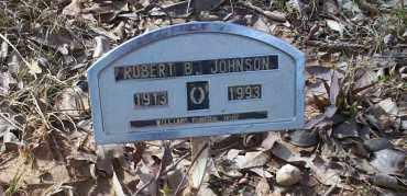 JOHNSON, ROBERT B - Ouachita County, Arkansas | ROBERT B JOHNSON - Arkansas Gravestone Photos