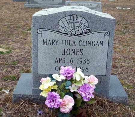 JONES, MARY LULA - Ouachita County, Arkansas | MARY LULA JONES - Arkansas Gravestone Photos
