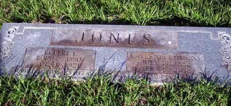 EMMONS JONES, LAVERNIE - Ouachita County, Arkansas | LAVERNIE EMMONS JONES - Arkansas Gravestone Photos