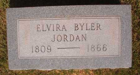 JORDAN, ELVIRA - Ouachita County, Arkansas | ELVIRA JORDAN - Arkansas Gravestone Photos