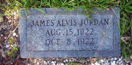 JORDAN, JAMES ALVIS - Ouachita County, Arkansas | JAMES ALVIS JORDAN - Arkansas Gravestone Photos