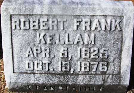 KELLAM, ROBERT FRANK - Ouachita County, Arkansas | ROBERT FRANK KELLAM - Arkansas Gravestone Photos