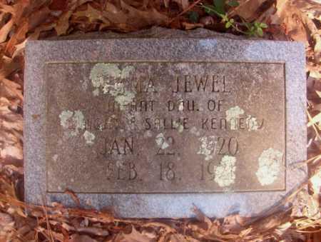 KENNEDY, EMMA JEWEL - Ouachita County, Arkansas | EMMA JEWEL KENNEDY - Arkansas Gravestone Photos