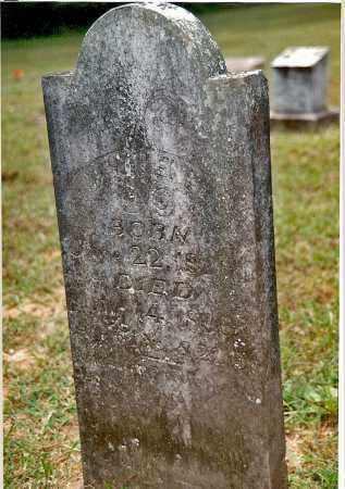 KENNEDY, JOHN W. - Ouachita County, Arkansas | JOHN W. KENNEDY - Arkansas Gravestone Photos