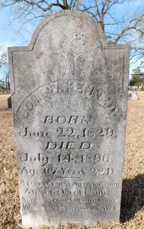 KENNEDY, JOHN W. - Ouachita County, Arkansas   JOHN W. KENNEDY - Arkansas Gravestone Photos
