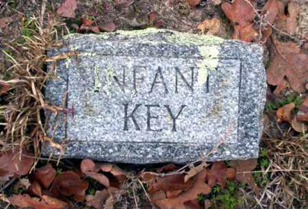 KEY, INFANT - Ouachita County, Arkansas   INFANT KEY - Arkansas Gravestone Photos