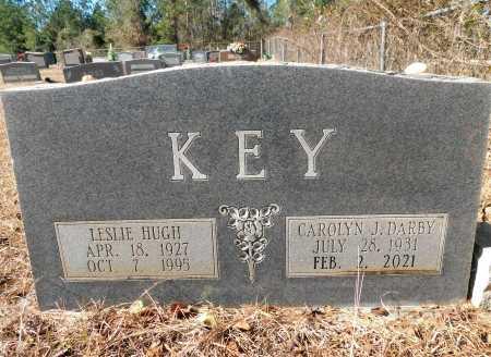 KEY, LESLIE HUGH - Ouachita County, Arkansas   LESLIE HUGH KEY - Arkansas Gravestone Photos