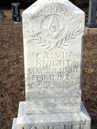 KNIGHT, CALVIN - Ouachita County, Arkansas | CALVIN KNIGHT - Arkansas Gravestone Photos