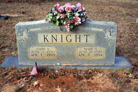 KNIGHT, MARY S - Ouachita County, Arkansas | MARY S KNIGHT - Arkansas Gravestone Photos