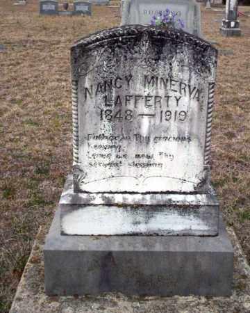LAFFERTY, NANCY MINERVA - Ouachita County, Arkansas | NANCY MINERVA LAFFERTY - Arkansas Gravestone Photos