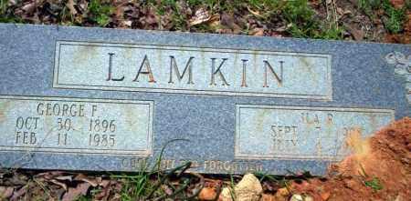 LAMKIN, ILA R - Ouachita County, Arkansas | ILA R LAMKIN - Arkansas Gravestone Photos