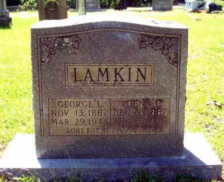 LAMKIN, GEORGE L. - Ouachita County, Arkansas | GEORGE L. LAMKIN - Arkansas Gravestone Photos