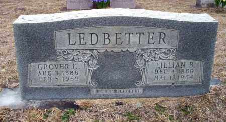 LEDBETTER, GROVER C - Ouachita County, Arkansas | GROVER C LEDBETTER - Arkansas Gravestone Photos