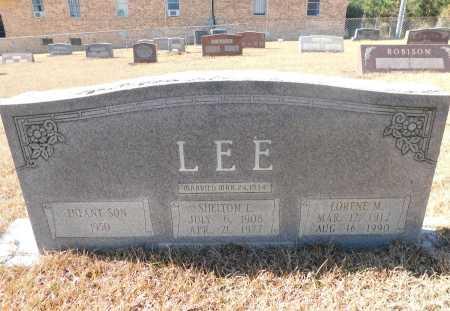 LEE, SHELTON L - Ouachita County, Arkansas | SHELTON L LEE - Arkansas Gravestone Photos