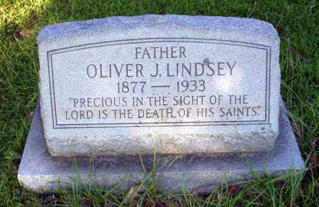 LINDSEY, OLIVER J - Ouachita County, Arkansas | OLIVER J LINDSEY - Arkansas Gravestone Photos