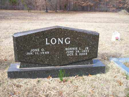 LONG JR., BONNIE L - Ouachita County, Arkansas | BONNIE L LONG JR. - Arkansas Gravestone Photos