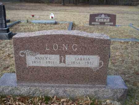 LONG, NANCY C - Ouachita County, Arkansas   NANCY C LONG - Arkansas Gravestone Photos