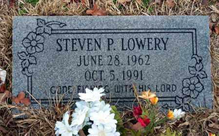 LOWERY, STEVEN P - Ouachita County, Arkansas | STEVEN P LOWERY - Arkansas Gravestone Photos