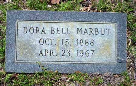 BELL MARBUT, DORA - Ouachita County, Arkansas | DORA BELL MARBUT - Arkansas Gravestone Photos