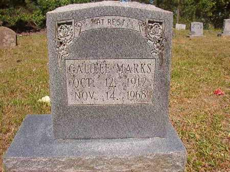 MARKS, GALILEE - Ouachita County, Arkansas | GALILEE MARKS - Arkansas Gravestone Photos