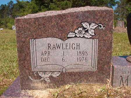 MARKS, RAWLEIGH - Ouachita County, Arkansas   RAWLEIGH MARKS - Arkansas Gravestone Photos