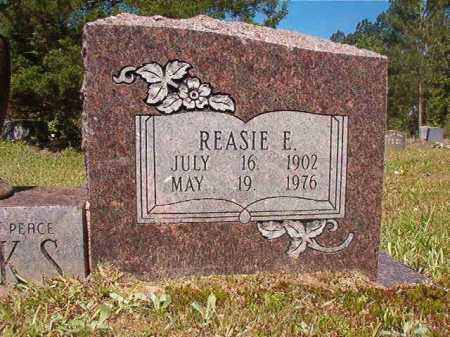MARKS, REASIE E - Ouachita County, Arkansas | REASIE E MARKS - Arkansas Gravestone Photos