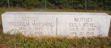 INGRAM, MALCOLM MARSHAL - Ouachita County, Arkansas | MALCOLM MARSHAL INGRAM - Arkansas Gravestone Photos