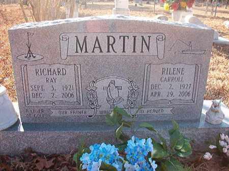 MARTIN, RICHARD RAY - Ouachita County, Arkansas   RICHARD RAY MARTIN - Arkansas Gravestone Photos