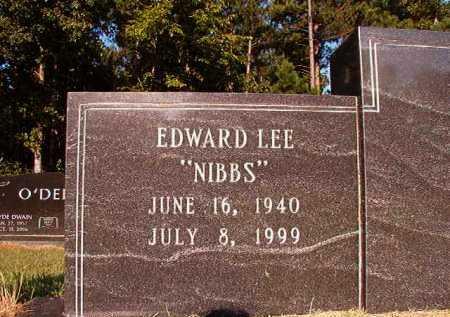 "MASSEY, EDWARD LEE ""NIBBS"" (CLOSE UP) - Ouachita County, Arkansas | EDWARD LEE ""NIBBS"" (CLOSE UP) MASSEY - Arkansas Gravestone Photos"